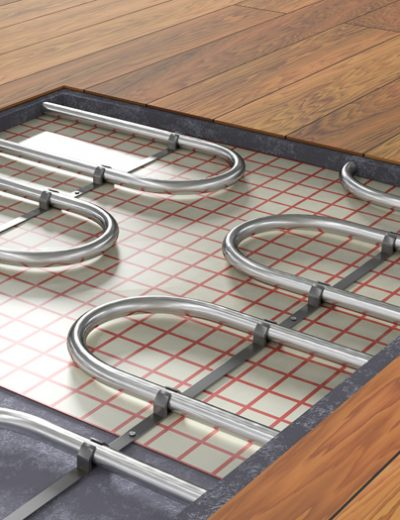 Haffner's services radiant heat